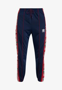 adidas Originals - TRACK PANTS - Verryttelyhousut - collegiate navy