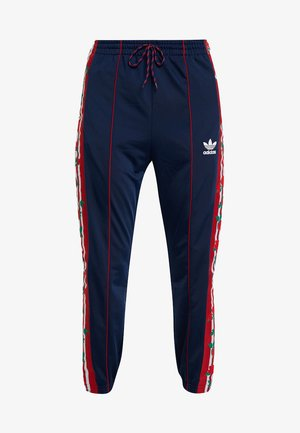 TRACK PANTS - Tracksuit bottoms - collegiate navy