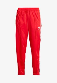 adidas Originals - FIREBIRD - Tracksuit bottoms - scarlet - 4