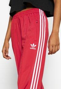 adidas Originals - FIREBIRD - Pantalon de survêtement - lusred/white - 4