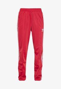 adidas Originals - FIREBIRD - Pantalon de survêtement - lusred/white - 3