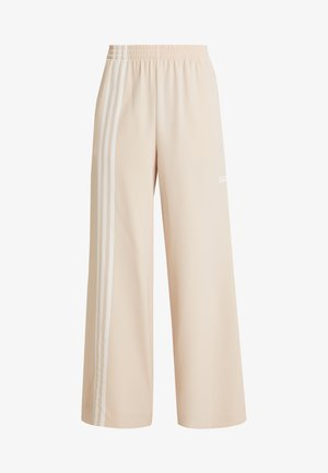 TRACK PANT - Trousers - ash pearl
