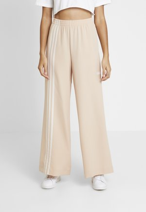 TRACK PANT - Tygbyxor - ash pearl