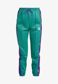 adidas Originals - TRACK PANTS - Verryttelyhousut - bold green - 4