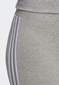 adidas Originals - TREFOIL TIGHTS - Trainingsbroek - grey - 4