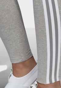 adidas Originals - TREFOIL TIGHTS - Trainingsbroek - grey - 6
