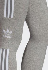 adidas Originals - TREFOIL TIGHTS - Trainingsbroek - grey - 5