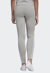 adidas Originals - TREFOIL TIGHTS - Joggebukse - grey - 2