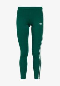 adidas Originals - ADICOLOR 3 STRIPES TIGHTS - Leggings - Trousers - noble green - 3