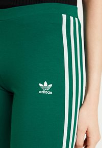 adidas Originals - ADICOLOR 3 STRIPES TIGHTS - Leggings - Trousers - noble green - 4