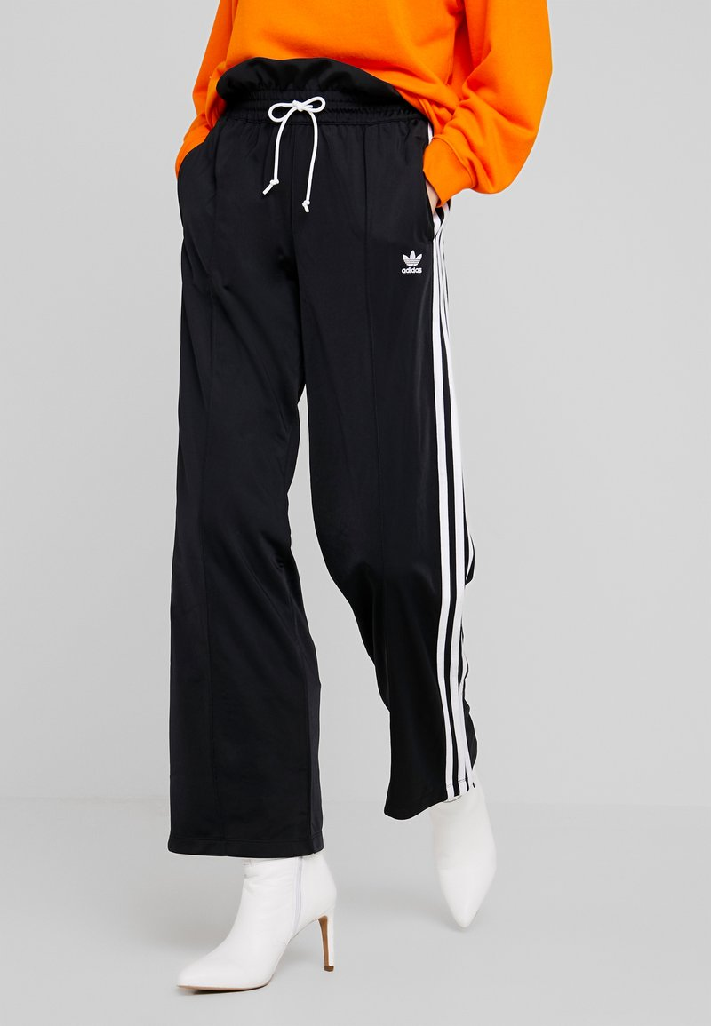 adidas Originals - BELLISTA 3 STRIPES PANTS - Jogginghose - black