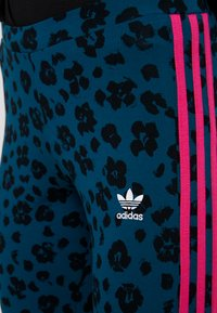 adidas Originals - BELLISTA ALLOVER PRINT TIGHT - Leggings - tech mineral/black - 4