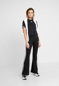 adidas Originals - PANTS - Pantaloni sportivi - black - 1