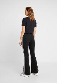 adidas Originals - PANTS - Pantaloni sportivi - black - 2