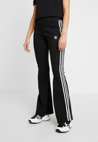 adidas Originals - PANTS - Pantaloni sportivi - black - 0