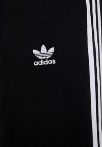 adidas Originals - TRACK PANTS - Träningsbyxor - black - 5