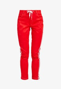 adidas Originals - TRACKPANT - Tracksuit bottoms - red - 4