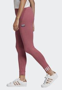 adidas Originals - LEGGINGS - Leggings - pink - 2