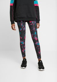 adidas Originals - TECH - Leggingsit - black - 0
