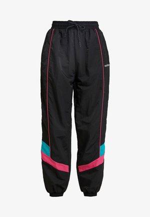 TECH PANT CUFFED - Pantalon de survêtement - black