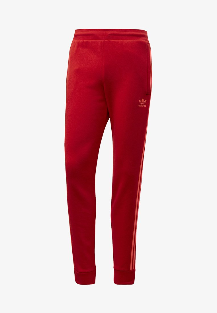 adidas Originals - 3-STRIPES PANTS - Jogginghose - red