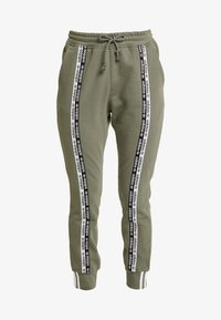 adidas Originals - CUFF PANT - Trainingsbroek - legacy green - 4