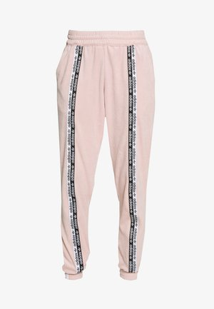 CUFFED PANTS - Pantalones deportivos - pink spirit