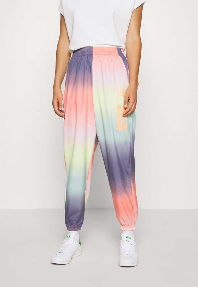 TRACK PANT - Pantaloni sportivi - multicolor