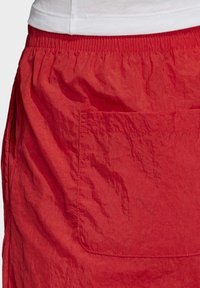 adidas Originals - BIG LOGO TRACKSUIT BOTTOMS - Träningsbyxor - red - 6
