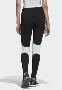 adidas Originals - BELLISTA - Leggings - Trousers - black - 1