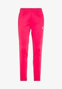 adidas Originals - PANTS - Joggebukse - power pink/white - 4