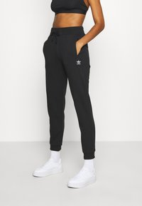 adidas Originals - TRACK PANT - Jogginghose - black - 0