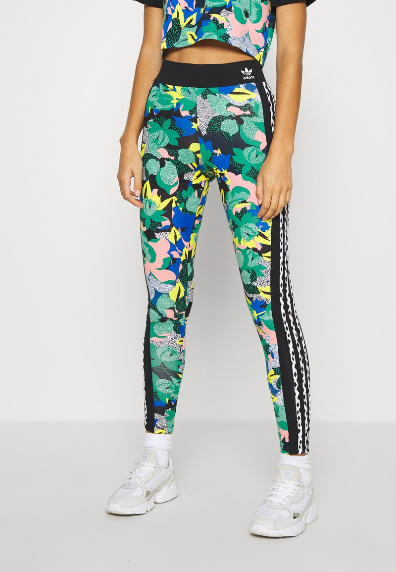adidas Originals - TIGHTS - Legging - multicolor