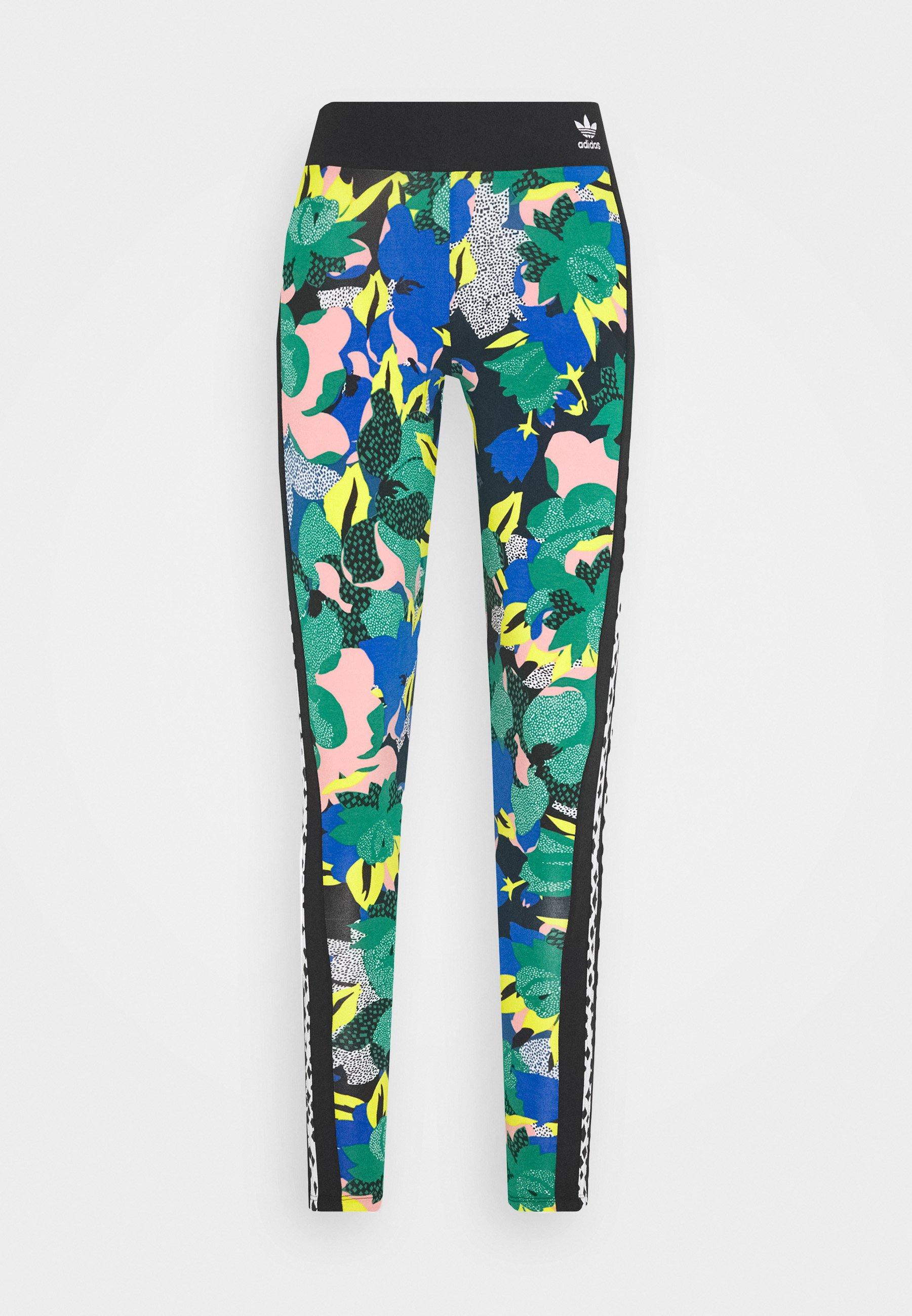 Adidas Originals Leggings Multicolor schwarz, 27,95 €