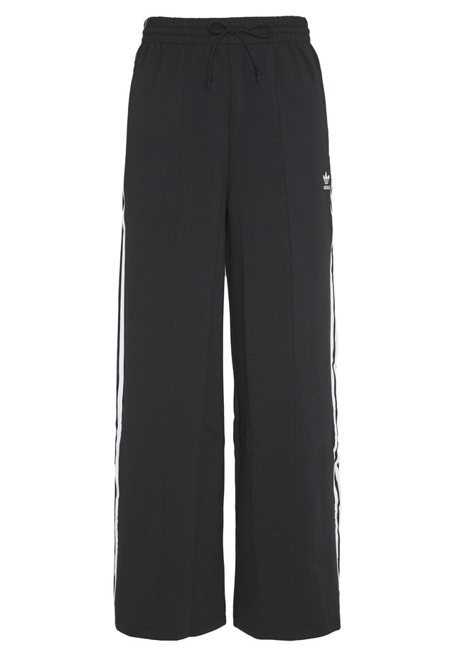 RELAXED PANT  - Trainingsbroek - black