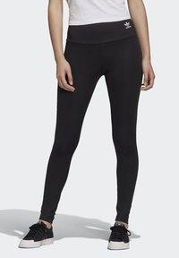 adidas Originals - ADICOLOR LEGGINGS - Leggings - black - 2