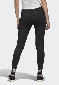 adidas Originals - ADICOLOR LEGGINGS - Leggings - black - 1
