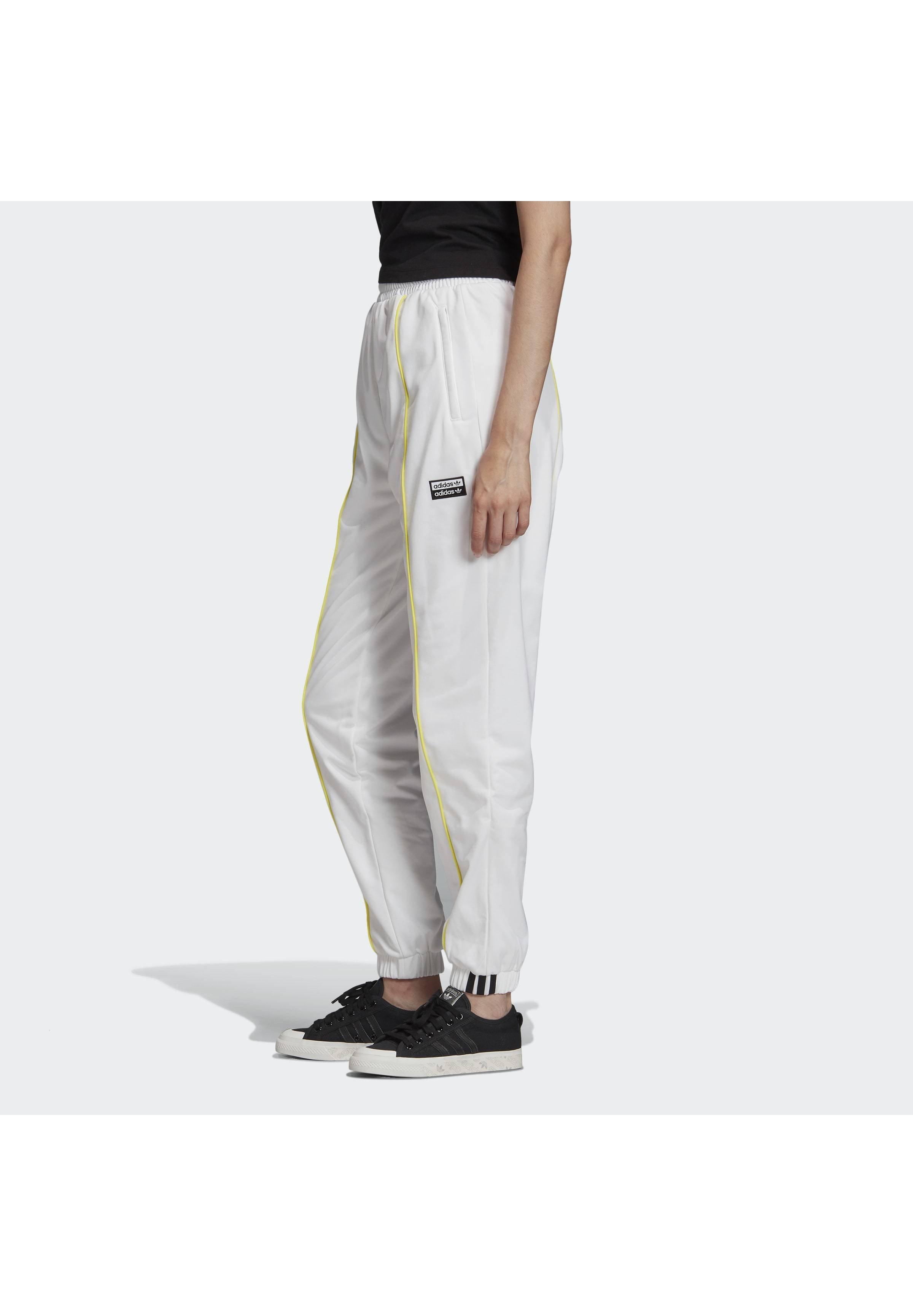 Adidas Originals Tracksuit Bottoms - Verryttelyhousut White