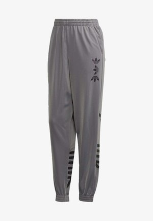 LARGE LOGO TRACKSUIT BOTTOMS - Spodnie treningowe - grey
