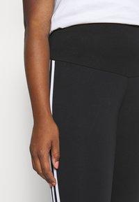 adidas Originals - TIGHT - Leggings - black/white - 5