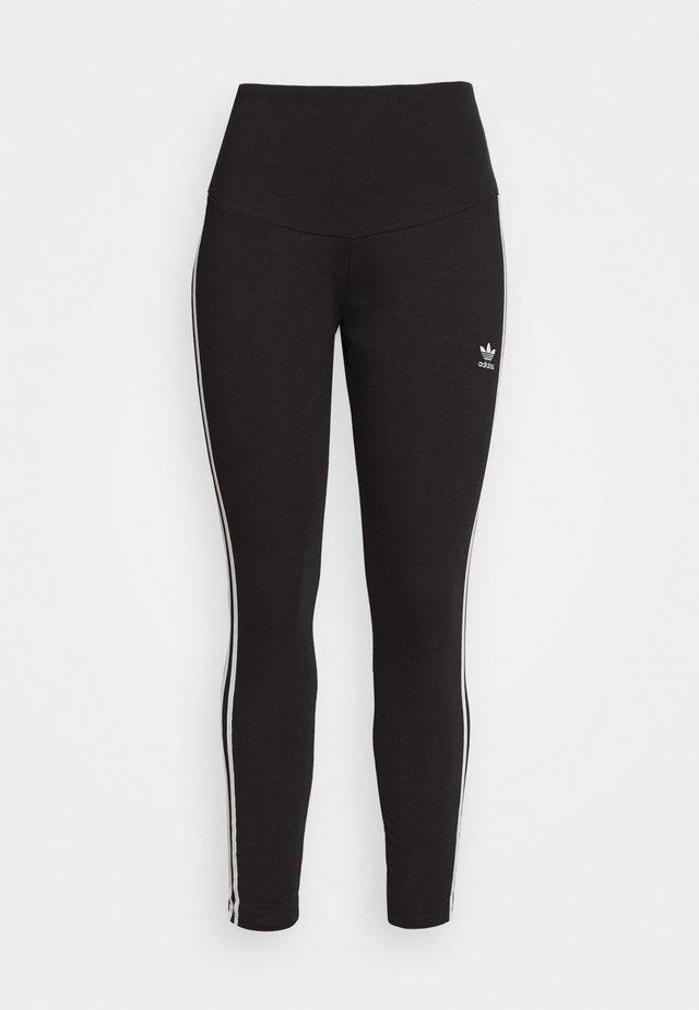 TIGHT - Leggingsit - black/white