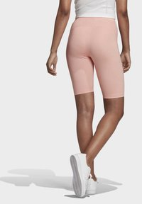 adidas Originals - R.Y.V. SHORT TIGHTS - Shorts - pink - 1