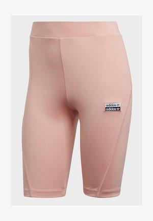 R.Y.V. SHORT TIGHTS - Shorts - pink