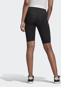 adidas Originals - R.Y.V. SHORT TIGHTS - Shorts - black - 1