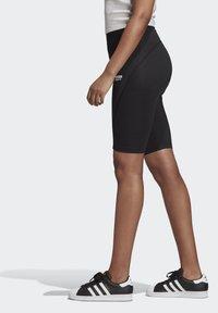 adidas Originals - R.Y.V. SHORT TIGHTS - Shorts - black - 3