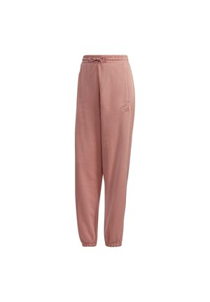 CUFFED JOGGERS - Tracksuit bottoms - pink