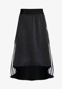 adidas Originals - Áčková sukně - black - 4