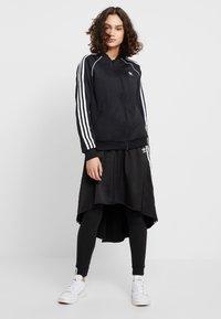 adidas Originals - Áčková sukně - black - 1