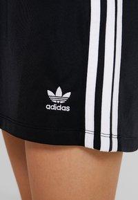 adidas Originals - BELLISTA 3 STRIPES SKIRT - Minirock - black - 4