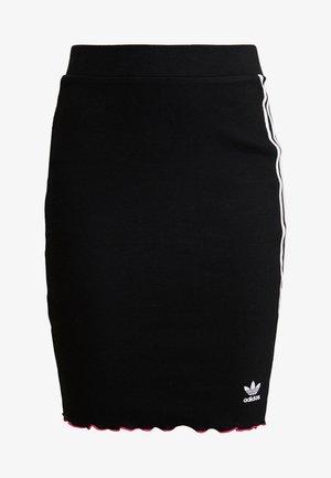 SKIRT - Jupe crayon - black
